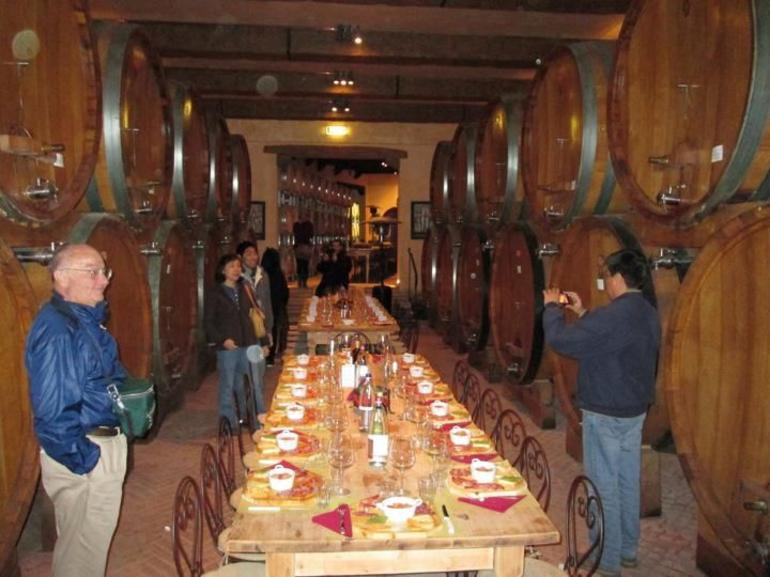 Winery - Rome
