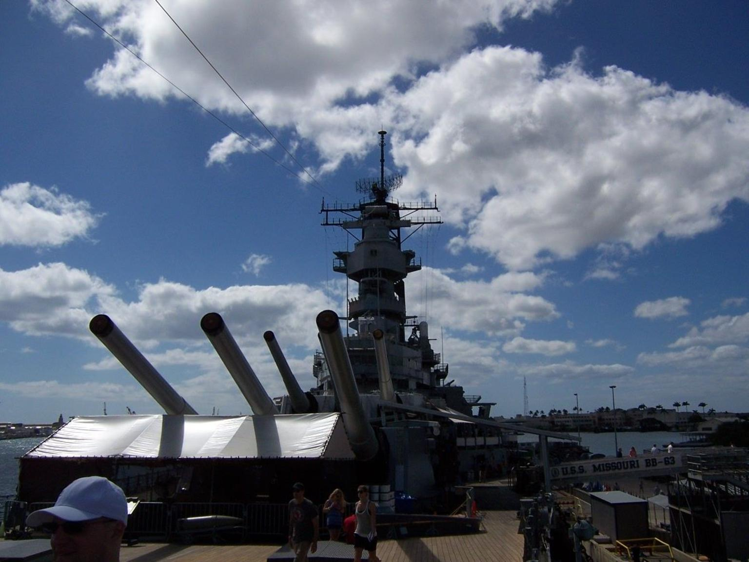 Oahu Day Trip to Pearl Harbor from Maui