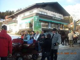 Photo of Salzburg Christmas Horse-Drawn Sleigh Ride from Salzburg 31 Dec 2009