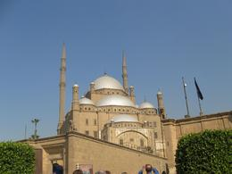 Photo of   Alabaster mosque
