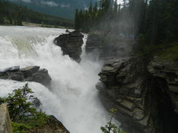 Photo of Calgary Rocky Mountains Tour: Calgary to Jasper Athabasca Falls