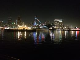 Views from the San Diego Harbor Dinner Cruise , Rebecca B - November 2014