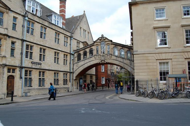 Bridge of Sighs - Oxford - London