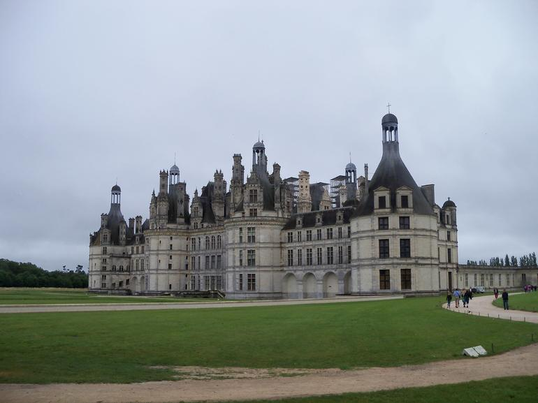 Chateau Chambord - Paris