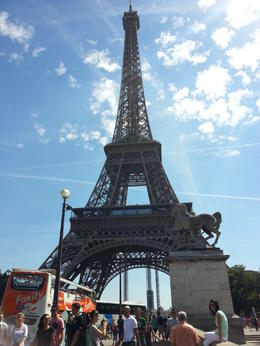 Photo of Paris Paris in One Day Sightseeing Tour Eiffel