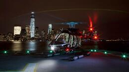 Photo of New York City Viator VIP: NYC Night Helicopter Flight and Statue of Liberty Cruise Helicopter at Jersey City Heliport