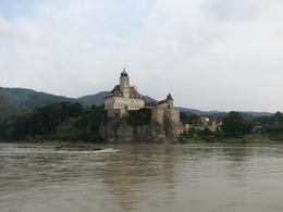One of the many wonderful views from the Danube Valley. , Angel O - September 2012