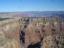Flying through the canyon, World Traveler - June 2011