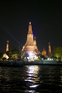 Photo of Bangkok Bangkok Dinner Cruise on the Chao Phraya River Night View