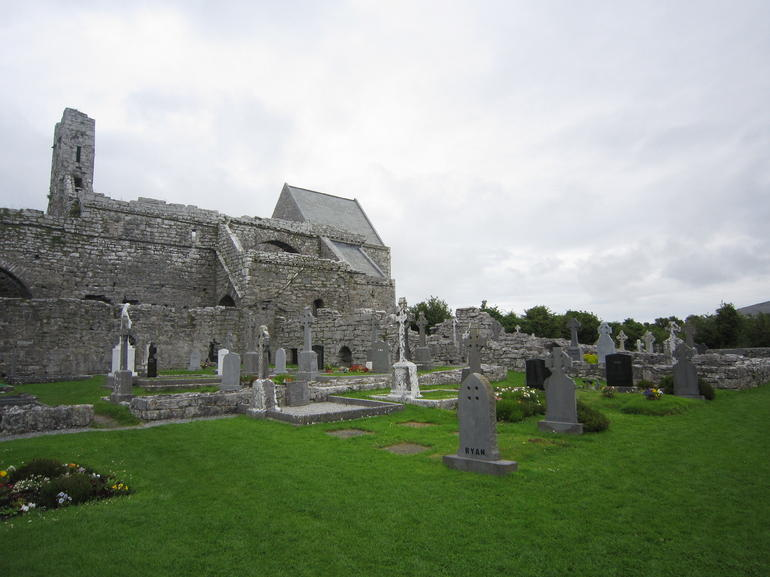 Old Abbey - Dublin