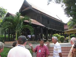 Photo of Kuala Lumpur Kuala Lumpur City  Highlights Morning Tour Old style removeable house at the Museum