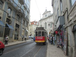 this tram is the best way to explore lisbon , james l - September 2015