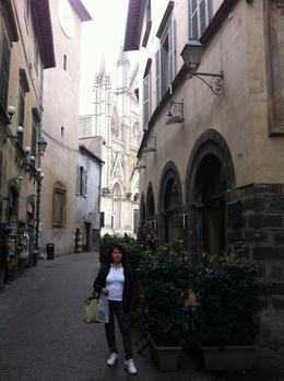 Photo of Rome Assisi and Orvieto Day Trip from Rome Orvieto vila medieval imperdível