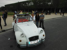 Photo of Paris Viator Exclusive: Private Paris Tour by Citroen 2CV Our Citroen