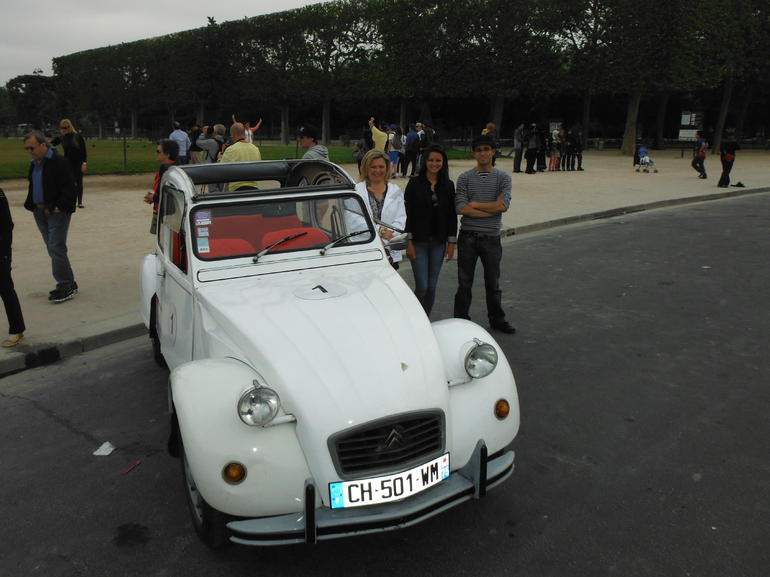 Our Citroen - Paris