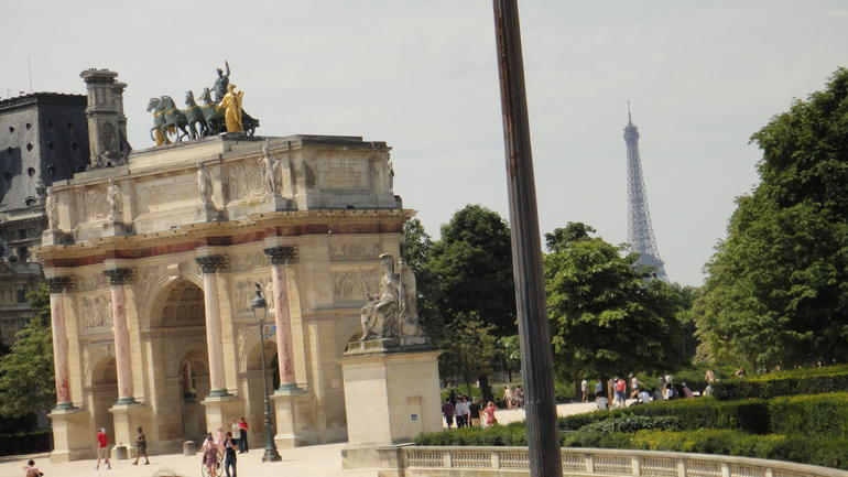 Paris sites - Paris