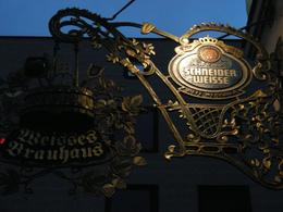 Photo of Munich Bavarian Beer and Food Evening Tour in Munich Schneider Weisse Famous Brauhaus
