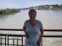 This is Thelma from the welsh crowd which included Doug, Ron, Pam and Charlie. We all had a fabulous time the tour guide was fantastic we could not have asked for any better. The Captain proud..., Kim Q - January 2014