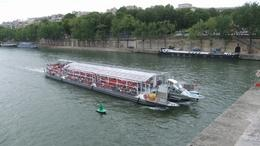 Photo of Paris Paris City Tour by Minivan, Seine River Cruise and Lunch at the Eiffel Tower Siene River Cruise