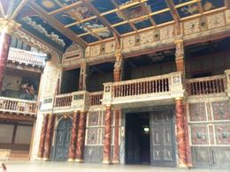 Photo of London Shakespeare's Globe Theatre Tour and Exhibition the-globe-theater.jpg