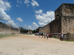 Photo of Cancun Chichen Itza Small-Group Tour with Private Entrance The stadium that was 3 football fields long