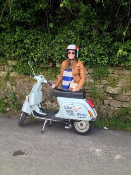 Photo of Florence Florence Vespa Tour: Tuscan Hills and Italian Cuisine Vespa Tour!