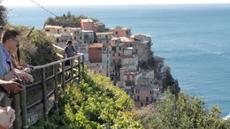 Photo of Florence Cinque Terre Hiking Day Trip from Florence What a view