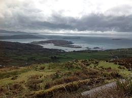 Photo of Dublin Ring of Kerry Rail Trip from Dublin Breathtaking view at lunch break