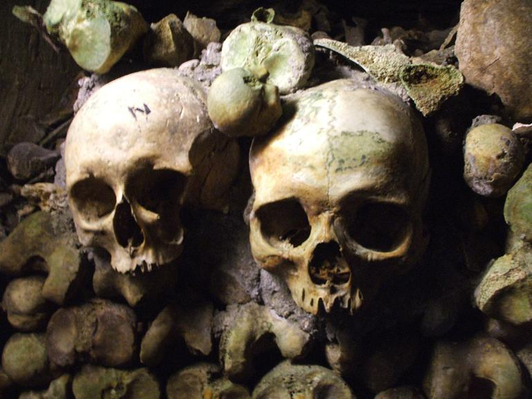 Catacombs, Paris - Paris