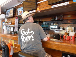 Asking the age old question -- Got Rum?... , Kenneth H - July 2015