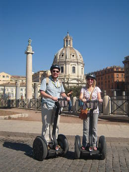 Photo of Rome Rome Segway Tour DSCN0300