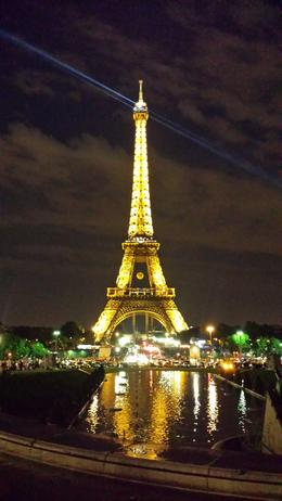 Photo of Paris Paris in One Day Sightseeing Tour Eiffel Tower - light show