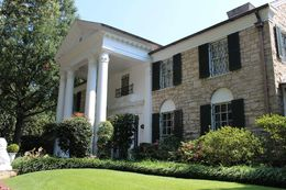 We had just finished the Graceland house and was going to go to the VIP area to see additional items. Such a beautiful house. , Sandra C - September 2015