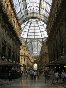 Beautiful Galleria and high end shopping and restaurants! , Krupin Trips - July 2013