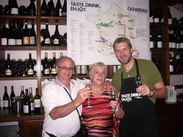 Photo of Paris French Wine Tasting in Paris Great time, having lunch and wine tasting.