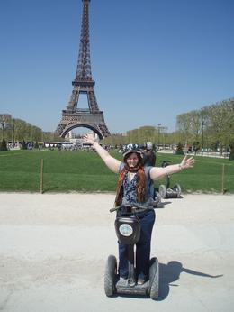 we took some great pictures here before heading back to the segway office, Frances - April 2010