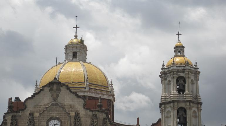 Guadalupe Tour - Mexico City