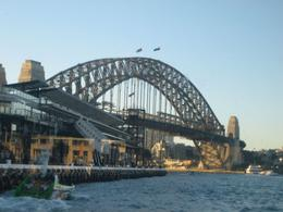 Photo of Sydney Sydney Harbour Sunset Dinner Cruise Harbor bridge