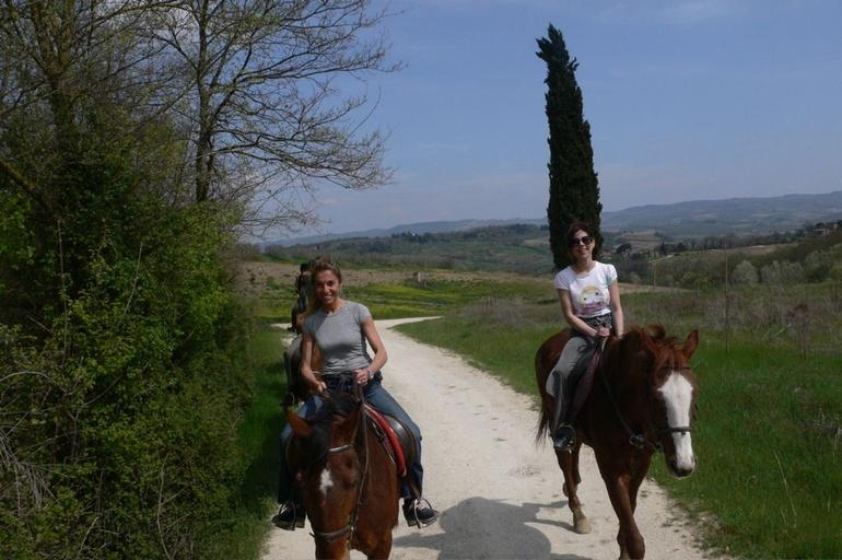 Horse Riding in Tuscany - Florence