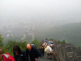 Photo of Beijing Private Tour: Half-Day Tour to Great Wall at Juyongguan Juyongguan, 'Watch your step please'...