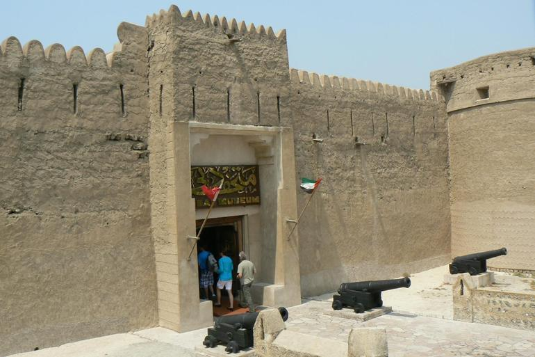 Musem at the fort - Dubai