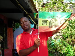 Photo of Montego Bay Jamaica Combo Tour: Dunn's River Falls and Bob Marley's Nine Mile Nine Mile