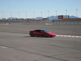 Photo of Las Vegas Exotic Car Driving Experience Power Package On the track