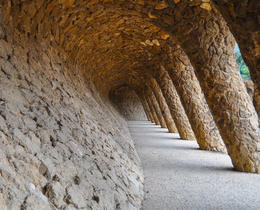 Park Guell , Nathan - March 2013