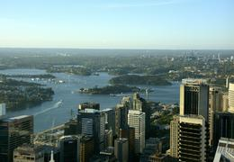 Photo of Sydney Sydney Tower Restaurant Buffet river views