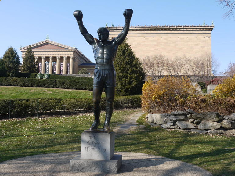 rocky - New York City