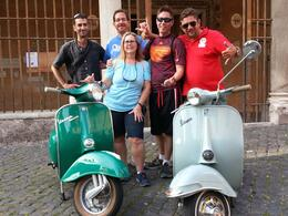 Photo of   Rome Vespa Tour