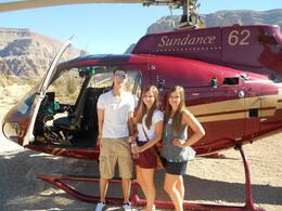 Photo of Las Vegas Grand Canyon All American Helicopter Tour See Vegas from the sky!