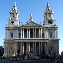 Photo of   St. Paul's Cathedral, London