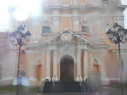 Photo of Vilnius Vilnius City Sightseeing Tour St Peter and St Paul Church